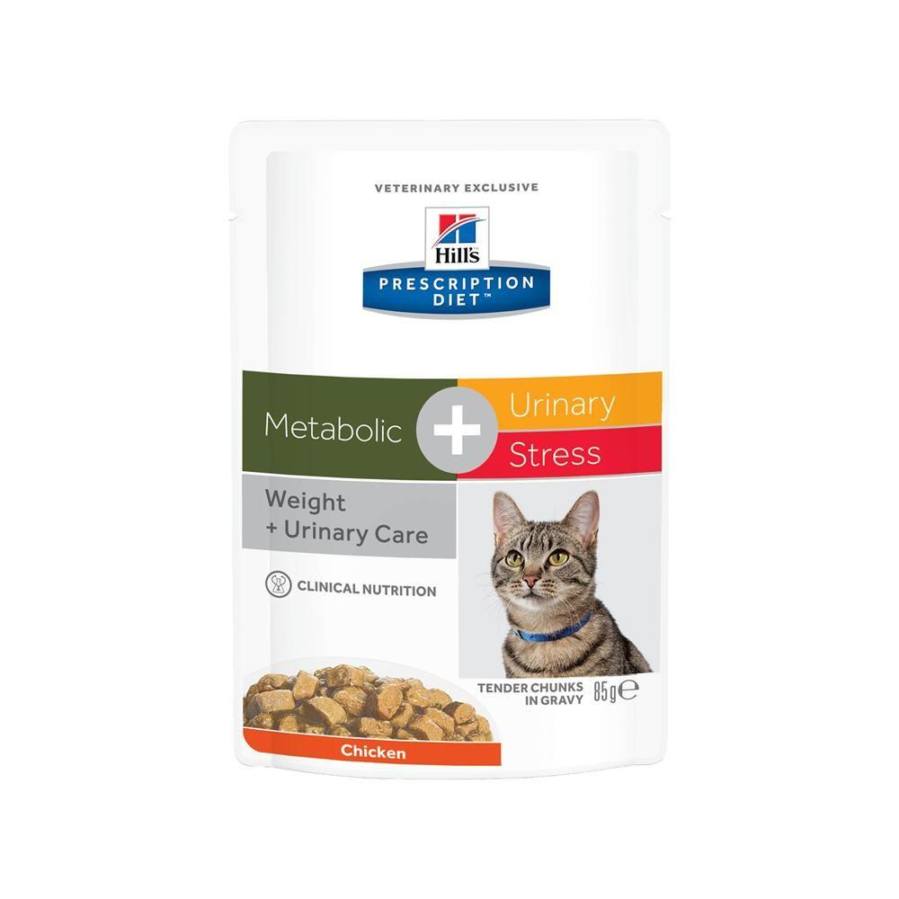 Диета для кошки с циститом