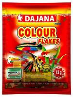 Dajana Colour Flakes корм для рыб хлопья